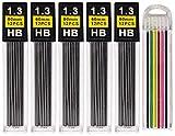 Mechanical Pencil Lead Refills (Big Pack - Graphite, 1.3 mm)