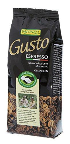 Rapunzel Gusto Espresso all´italiana gemahlen HIH, 250 g