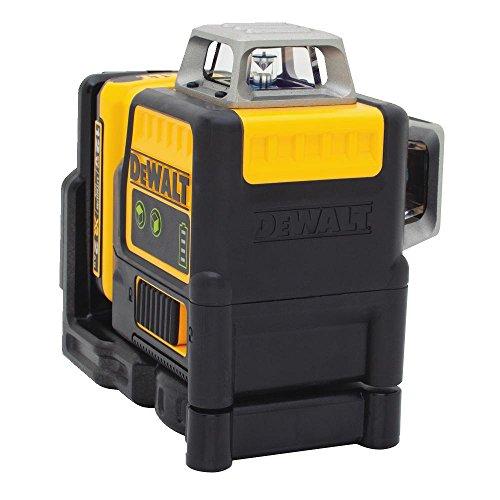 DEWALT 12V Max 2 x 360 Green Line Laser
