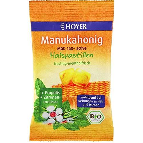 Hoyer Manukahonig-Pastillen MGO 150+ (30 g) - Bio