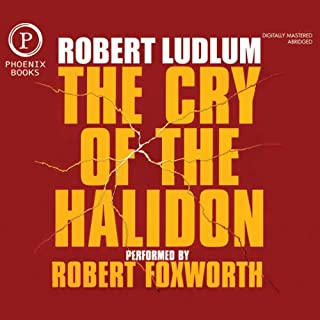 The Cry of the Halidon audiobook cover art