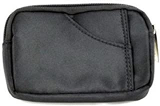 The DayMaker Zipper Wallet with Coin Pouch and a RFID Safe Pocket!