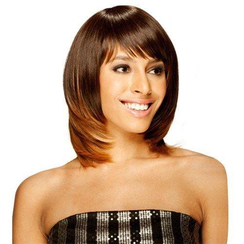 BOUNCE GIRL - Max 78% OFF Charlotte Mall Shake N Go Freetress Band Fullcap 2 Dar Wig Equal