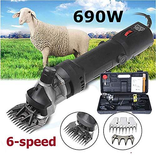Sinbide Profi-Haarschneider, 320 W, für Schafe und Schafe