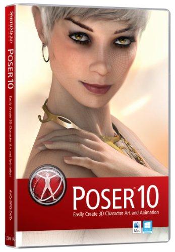 Poser 10 [import anglais]