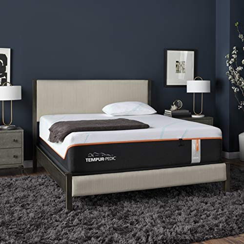 TEMPUR-LuxeAdapt Firm Queen, 13 inch Memory Foam 10-year limited...
