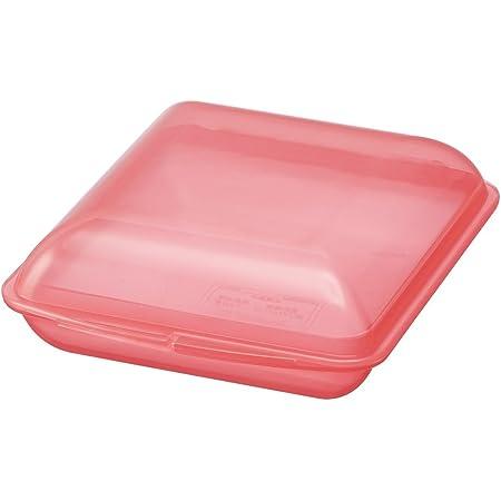スケーター おにぎらず ランチボックス おにぎりケース 弁当箱 おにぎり ピンク 日本製 SPC1