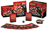 Magic The Gathering - Khans of Tarkir - Sealed Fat Pack (9 Booster Packs & More)