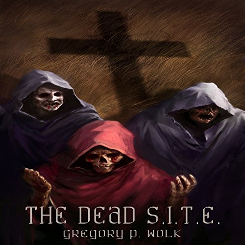 The Dead S.I.T.E audiobook cover art