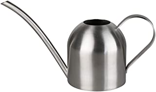 Plant Watering Can Stainless Steel Long Mouth Watering Can Watering Flower Kettle Watering Gardening Tools Garden Watering...