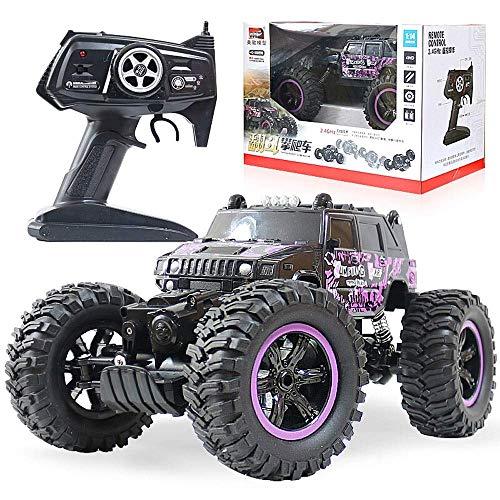 Modelo de coche 1:12 RC de alta velocidad eléctrica recargable Monster Truck...