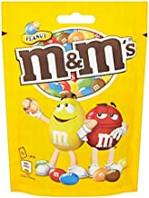 zizer sweets M and Ms Chocolate Covered Peanut (180 g, Pack of 2)