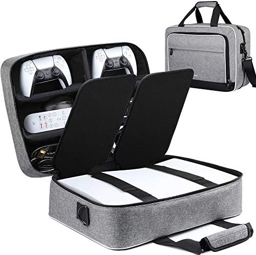 Ztotop for PS5 Travel Case Compatible with Playstation 5 Console and PS5 Disk Digital Edition product image
