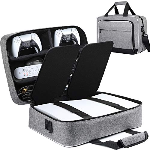 ZtotopCase for PS5 Carrying Case, Compatible with Playstation 5...