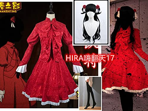 HIRA【実物撮影】シャドーハウス ケイト風 コスプレ衣装