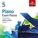 Piano Exam Pieces 2019 & 2020, ABRSM Grade 5