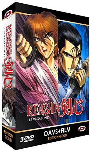 Kenshin le vagabond - Film & OAVs - Edition Gold (3 DVD + Livret)