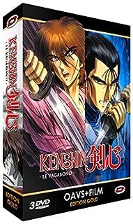Kenshin le vagabond - Film & OAVs - Edition Gold (3 DVD + Livret) (B005W301XQ) | Amazon price tracker / tracking, Amazon price history charts, Amazon price watches, Amazon price drop alerts