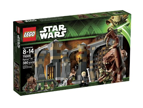 LEGO Star Wars Rancor Pit 75005 (Discontinued by manufacturer)