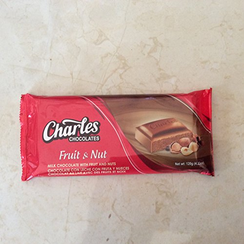 Charles Chocolates (Fruit & Nuts)