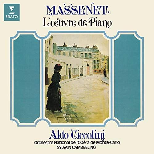 Aldo Ciccolini, Orchestre National de l'Opéra de Monte-Carlo & Sylvain Cambreling