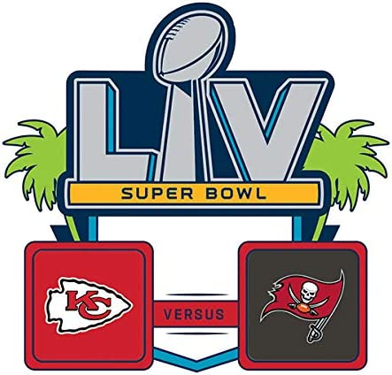 Pro Specialties Group Japan Maker New NFL Super Bowl Superior Pins to Head LV 2021