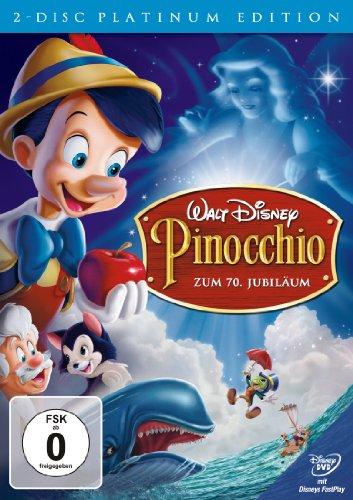 Pinocchio (Platinum Edition zum 70. Jubiläum) [2 DVDs]