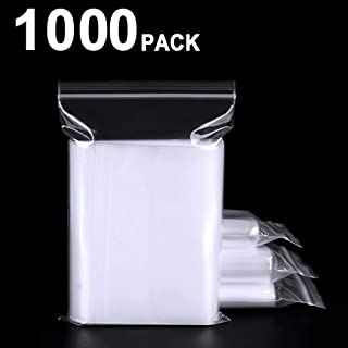 1000 Packs Top Loader Penny Card Sleeves for Trading Card, Soft Clear Baseball Card Sleeves Fit for Baseball Card, Sports ...