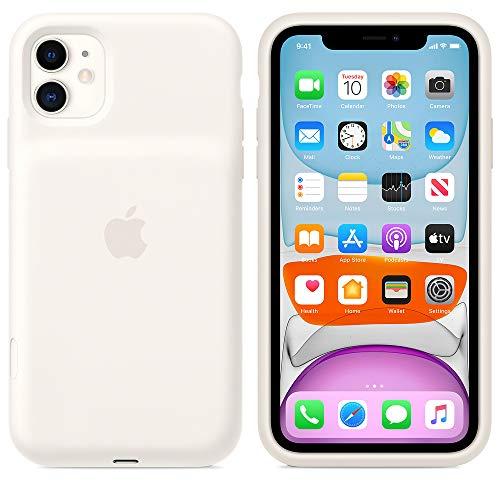 Apple Smart Battery Case mit kabellosem Laden (für iPhone 11) - Weiß