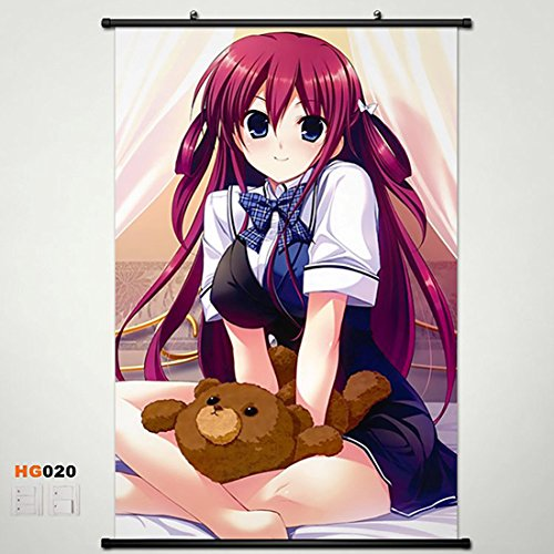 Home Decor Anime The Fruit of Grisaia Amane Suou Wall Scroll Poster Fabric Painting 23.635.4 inch b2 20