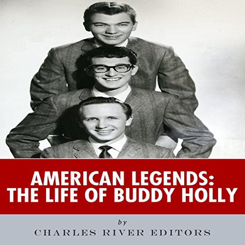 American Legends: The Life of Buddy Holly cover art
