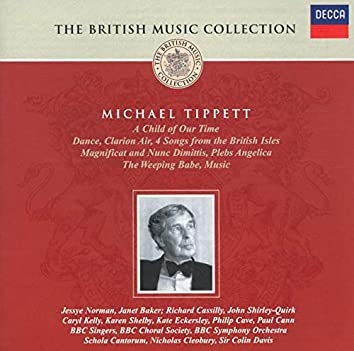 Tippett: A Child of our Time etc
