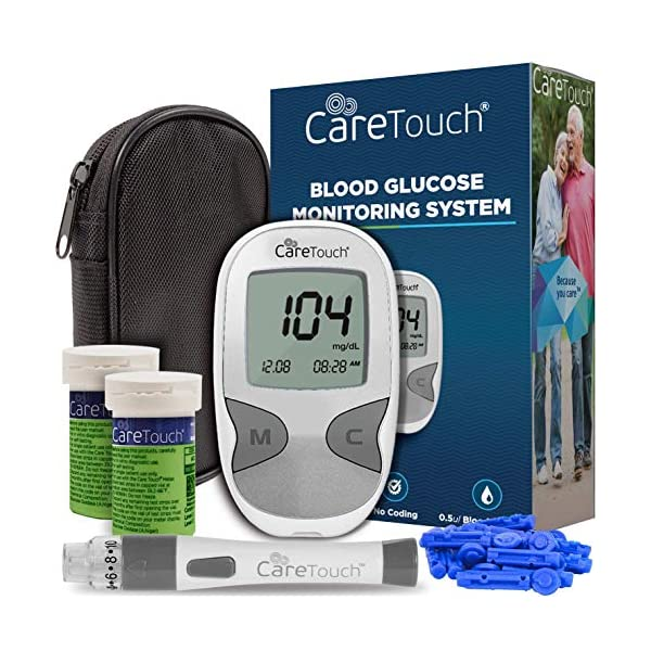buy  Care Touch Diabetes Testing Kit – Care Touch ... Blood Glucose Monitors