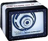 Mac Audio Ice Cube 110 A - Sistema de subwoofers en cajones para vehículos, azul...