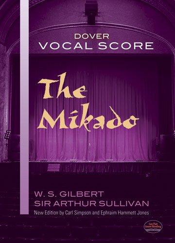 Dover Publications The Vocal Score Bild
