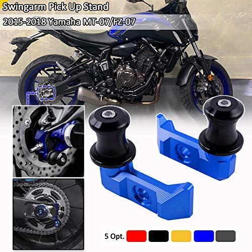 FATExpress Motocicleta CNC Aluminio Rueda Trasera Tenedor Ej