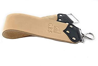 GBS Premium Extra Wide Leather Barber Strop - 3