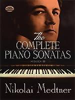 Medtner: The Complete Piano Sonatas: Series II