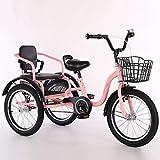 Triciclo Las Bicicletas De Tres Ruedas for Los Muchachos Muchachas De Los...