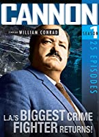 Cannon: Season 1/ [DVD] [Import]