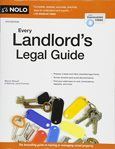 Compare Textbook Prices for Every Landlord's Legal Guide Fourteenth Edition ISBN 9781413325171 by Stewart, Marcia,Portman Attorney, Janet