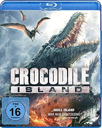 Crocodile Island [Blu-ray]