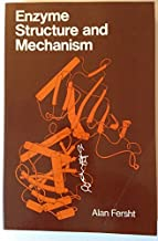 Enzyme Structure and Metabolism by Alan Fersht (1977-12-01)