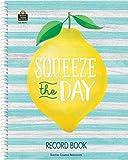 Teacher Created Resources Lemon Zest Record Book (TCR8272)
