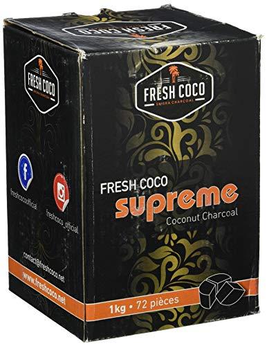 Fresh Coco Supreme Charbon naturel 1KG