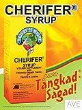CHERIFER Syrup with Chlorella Growth Factor, Taurin & Lysine