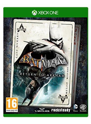 Batman: Return To Arkham [Importación Inglesa]