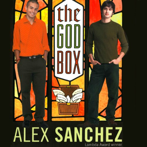 The God Box audiobook cover art