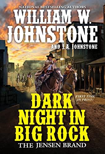 Dark Night in Big Rock (The Jensen Brand Book 5)