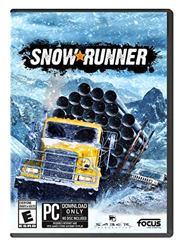 Snowrunner (Windows) - PC